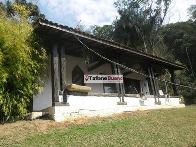 Chácara À Venda, 145200 M² Por R$ 2.500.000 - Itepema - Guararema/são Paulo - Ch0047