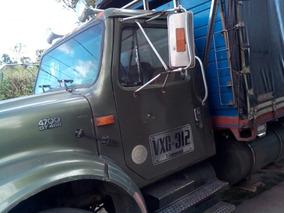 Camion Internacional - Modelo 95 - Carrocería Nueva Ganadera