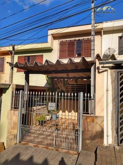 Casa Com 2 Dormitórios À Venda, 96 M²- Vila Constança - São Paulo/sp - Ca0012