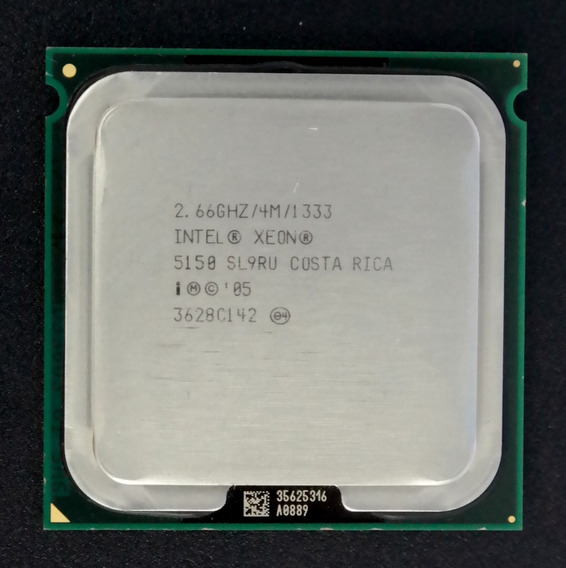 Microprocesador Intel Xeon E5150 2,66ghz/4mb/1333fsb 775