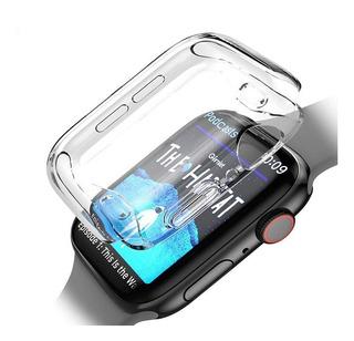 Capa Protetora Para Apple Watch Silicone Modelos 38/40/42/44mm. Proteja Seu Dispositivo Com Este Incrível Produto!