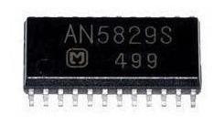 An5829s, An5829, Ic Video Audio Tv Panasonic