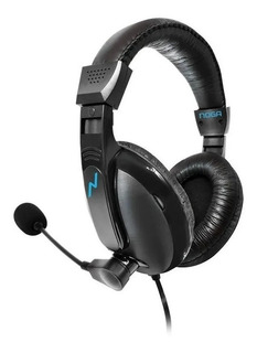 Auricular Gamer Noganet St-1688 Ps4 Pc Microfono Headset
