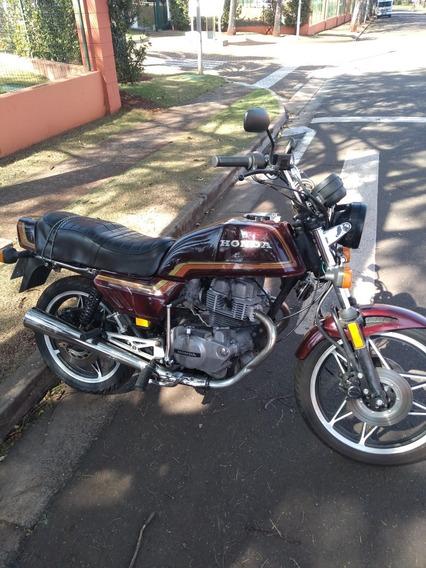 Honda Cbii 400