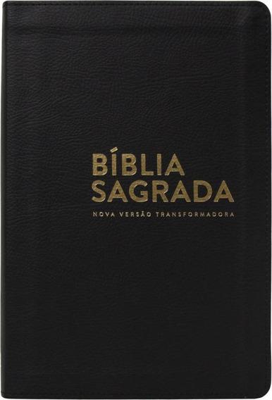 Biblia Nvt - Luxo - Preta