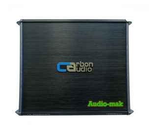 Amplificador Carbon Audio 4 Canales Clase D Nano