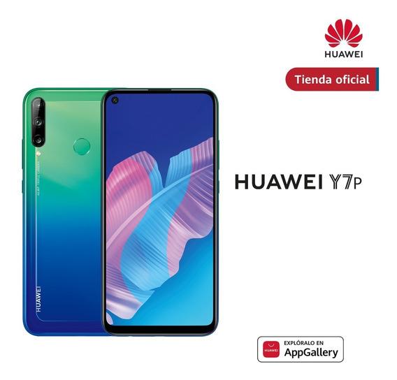 Huawei Y7p 64gb Aurora Azul