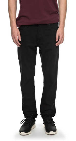 Pantalón Dc De Jean Worker Slim Stretch