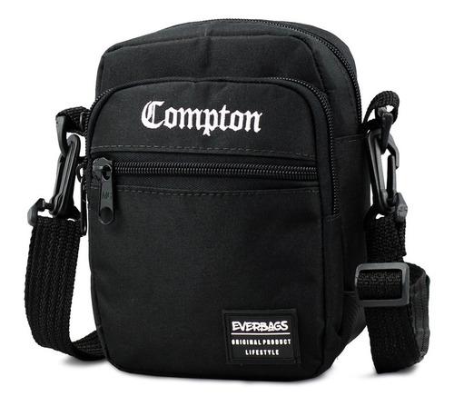 Imagem 1 de 5 de Shoulder Bag Bolsa Tira Colo Necessaire Pochete Everbags 2