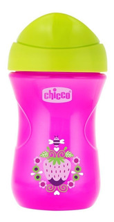Vaso Chicco Antiderrame Easy Cup 12 Meses Edu