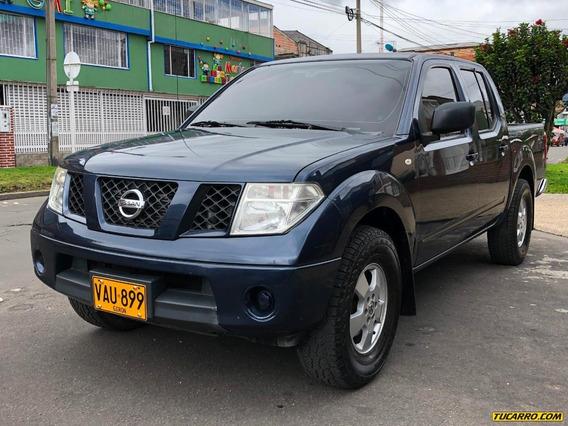 Nissan Navara Se 4x4 2500cc Tdi Mt Aa Ab Abs