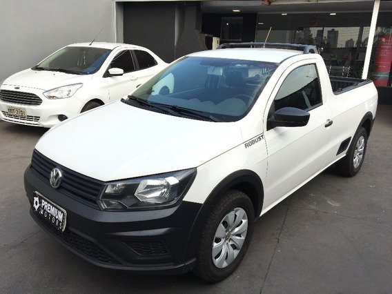 Volkswagen Saveiro Robust