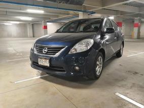 Nissan Versa 4p Advance Aut