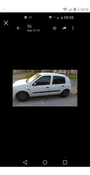 Renault Clio 2001 1.9