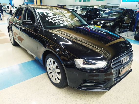 Audi A4 Attraction 2.0 Tfsi Unico Dono Com 35.000 Km