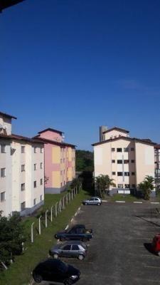 Apartamento Cdhu Em Itanhaém Lado Serra 4175