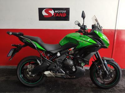 Kawasaki Versys 650 2016 Verde