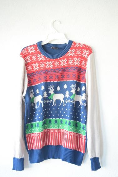 Holiday Sweater Talla L Caballero