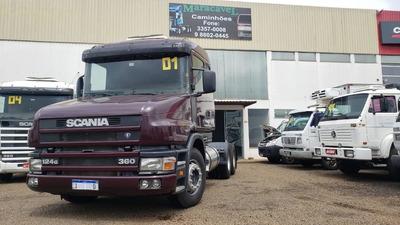 Scania Mileniun 124/360 2000/01 6x2