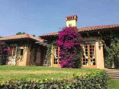 Vendo Hermosa Finca En Tepoztlan Morelos