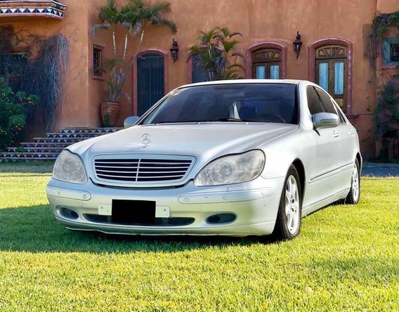 Mercedes-benz Clase S S500