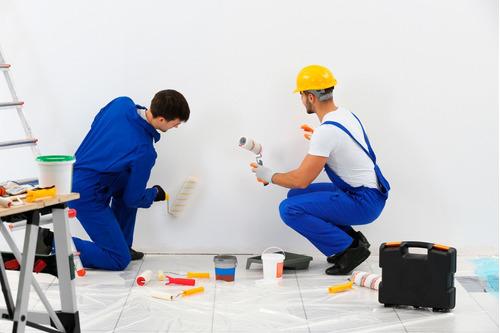 Imagen 1 de 2 de Experto Pintor - Llegamos A Todo Lima Con Precios Bajos