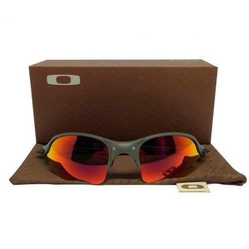 Óculos Oakley Romeo2 Flame Vermelho +frete + Kit Chaves