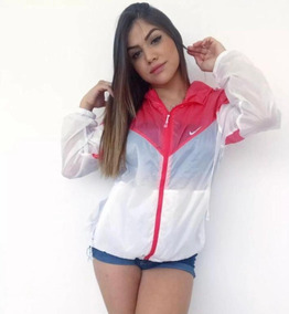 Corta Vento Feminina Jaqueta Blusa Casaco Frio Mulher Casual