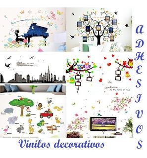 Vinilos Decorativos Adhesivos Paredes Vidrio Madera