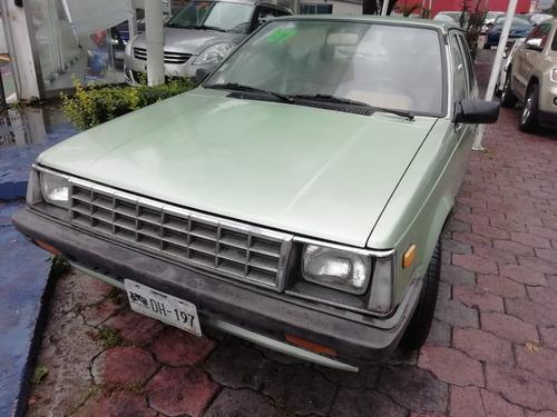 Imagen 1 de 13 de Nissan Tsuru 1987
