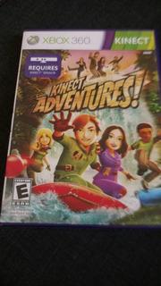 Juego Para Xbox Kinect Adventures!