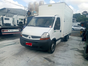 Renault Master 2011 Baú N Iveco 35s14 Sprinter Ducato Boxter