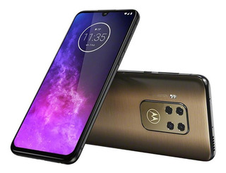 Smartphone Motorola One Zoom, Bronze,6,4 ,128gb,48+16+8+5mp