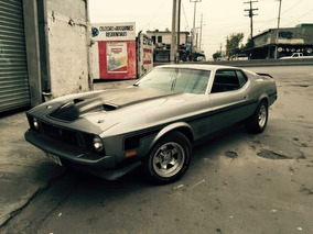 Ford Mustang Mach One 1973
