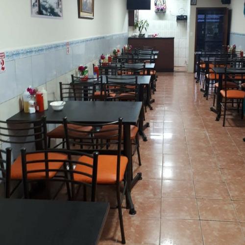 Imagen 1 de 6 de Fábrica De Mesas Y Sillas Para Restaurante