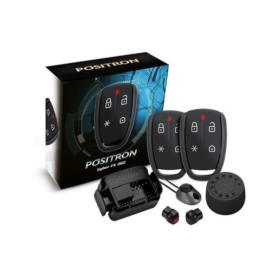 Alarme Positron Carro Cyber Fx 360 Com Função Presença