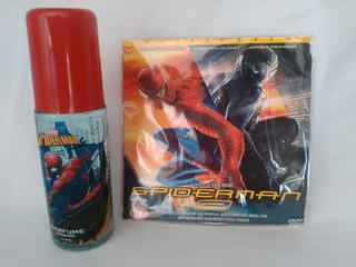 Perfume Infantil Hombre Araña Spiderman
