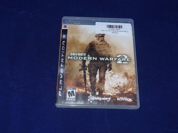Jogo Ps3 - Call Of Duty Modern Warfare 2
