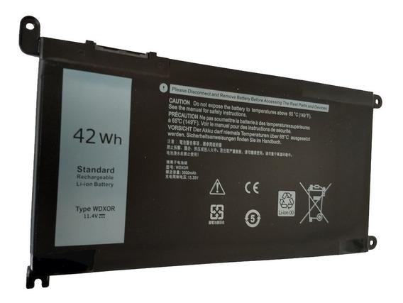 Bateria Dell Inspiron 7560 7460 7368 7472 5570 42wh Wdx0r