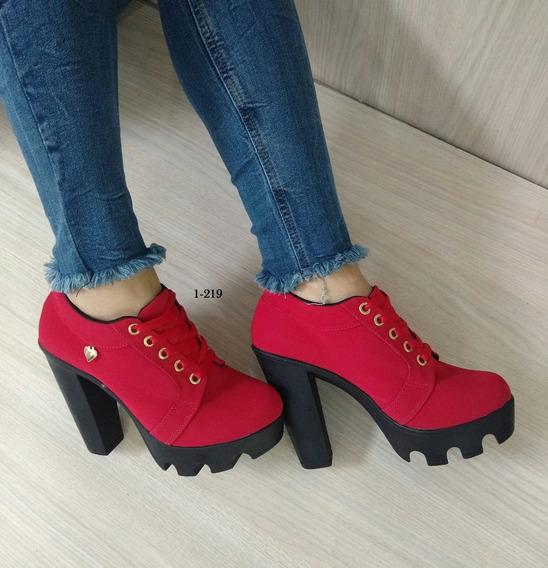 Zapatos Botin Botines Dama Envío Gratis
