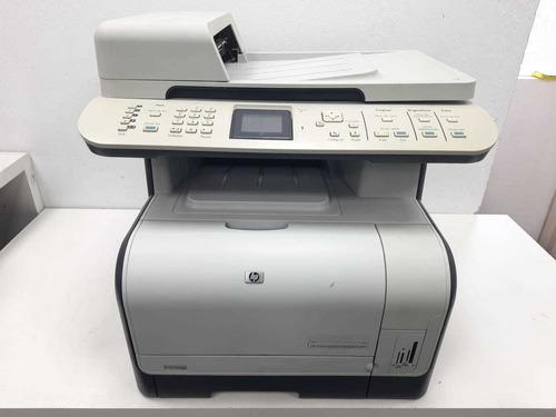Impressora Hp Color Laserjet Cm1312nfi Mfp Colorida Defeito