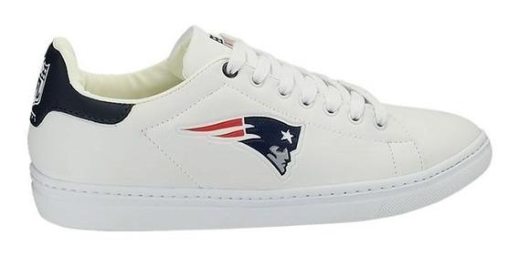 Tênis Sapatenis New England Patriots Nfl