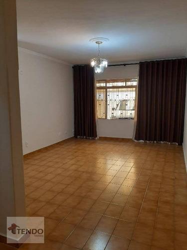 Imagem 1 de 24 de Imob01 - Sobrado 151 M² - Venda - 2 Dormitórios - Vila Linda - Santo André/sp - So0482