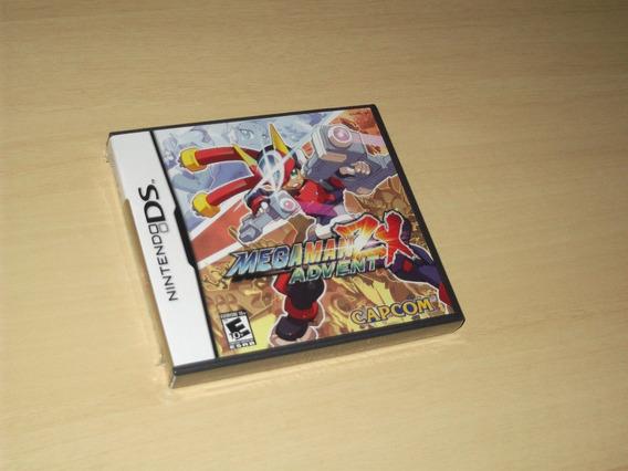 Ds - Mega Man Zx Advent