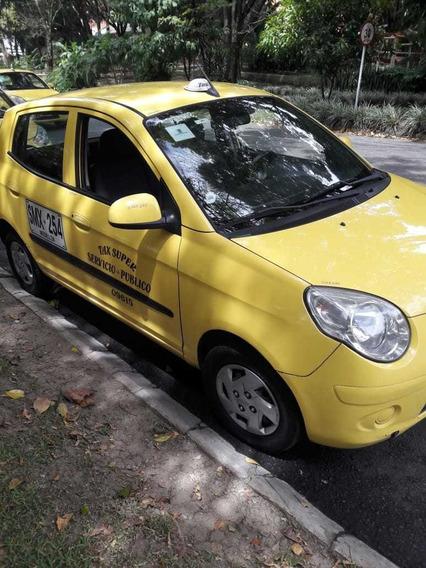 Taxi Kia Picanto 2011