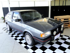 Vw Gol Gts 1991 Completo E Impecável - Well´s Garage