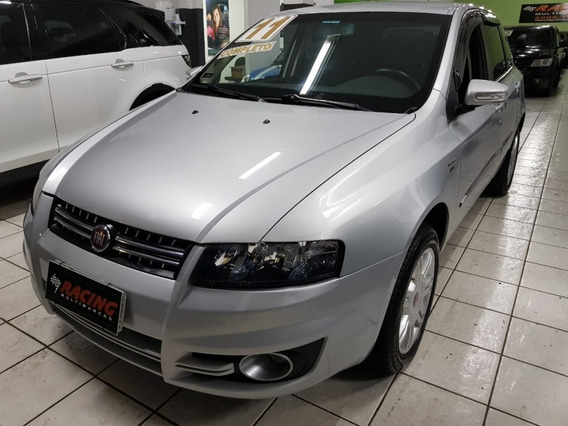 Fiat Stilo Attractive 1.8 8v Dualogic (flex)
