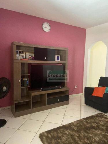 Imagem 1 de 26 de Casa Com 3 Dormitórios À Venda, 140 M² Por R$ 235.000,00 - São Jorge - Manaus/am - Ca4305