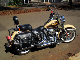 Harley-davidson Heritage Softail Classic 2014 - Único Dono!
