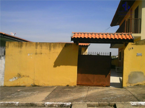 Casa Residencial À Venda, Santa Marina, Valinhos. - Ca0661